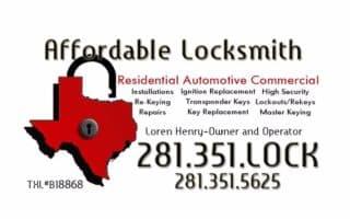 Affordable Locksmith Spring TX.jpg